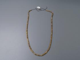 玛瑙管项链